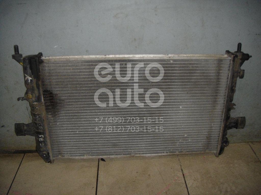 Радиатор основной для Opel Zafira (F75) 1999-2005 - Фото №1