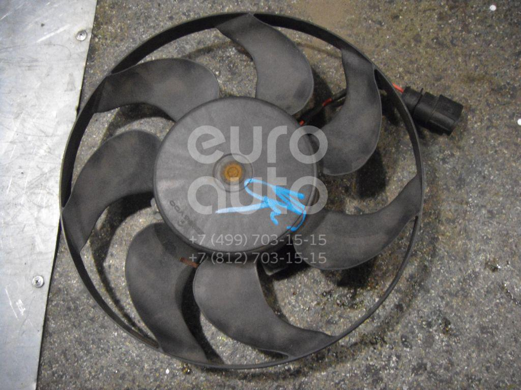 Вентилятор радиатора для VW,Audi,Seat,Skoda Jetta 2006-2011;A3 [8PA] Sportback 2004-2013;Caddy III 2004-2016;Golf V Plus 2005-2014;Passat [B6] 2005-2010;Golf V 2003-2009;Touran 2003-2010;Ibiza V 2008>;Octavia (A5 1Z-) 2004-2013;Leon (1P1) 2005-2013 - Фото №1