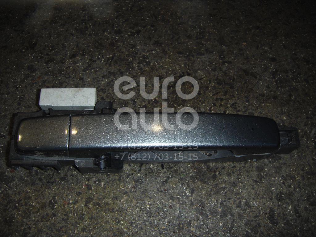 Ручка двери передней наружная правая для Nissan Pathfinder (R51) 2005-2014;Navara (D40) 2005-2015 - Фото №1