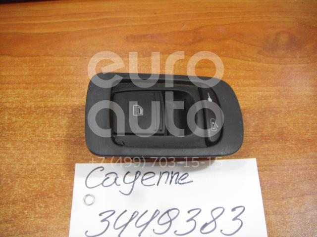 Кнопка стеклоподъемника для Porsche Cayenne 2003-2010 - Фото №1