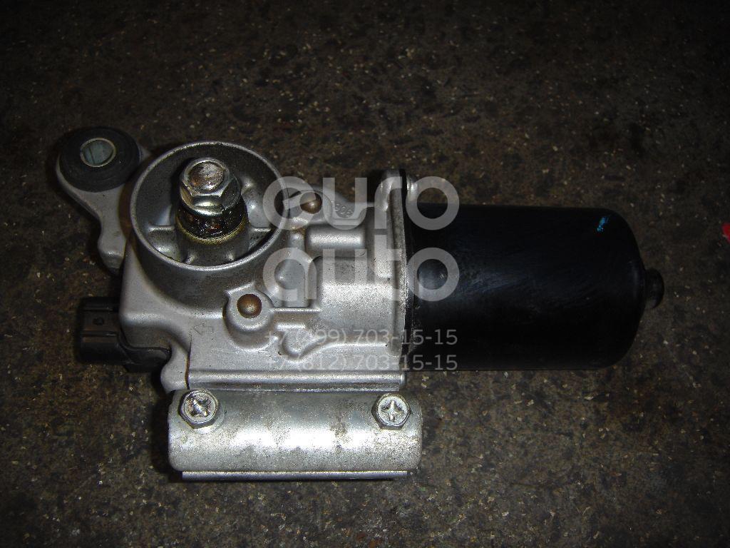 Моторчик стеклоочистителя передний для Nissan X-Trail (T31) 2007-2014 - Фото №1