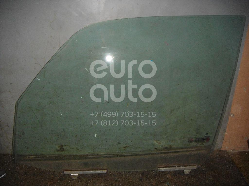 Стекло двери передней левой для Mitsubishi Pajero Pinin (H6,H7) 1999-2005 - Фото №1