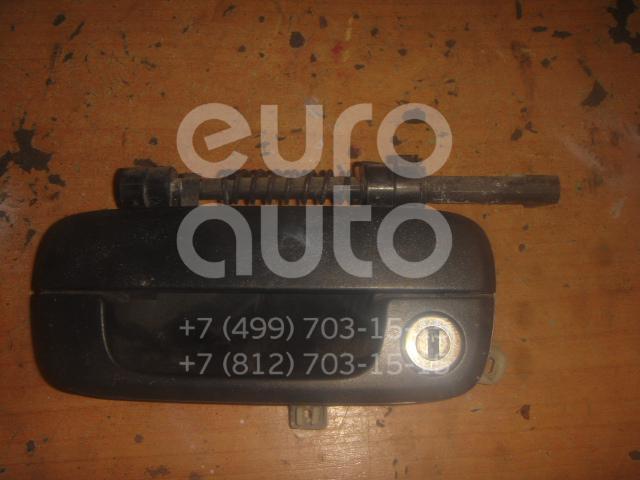 Ручка двери передней наружная левая для Peugeot 406 1999-2004;406 1995-1999 - Фото №1