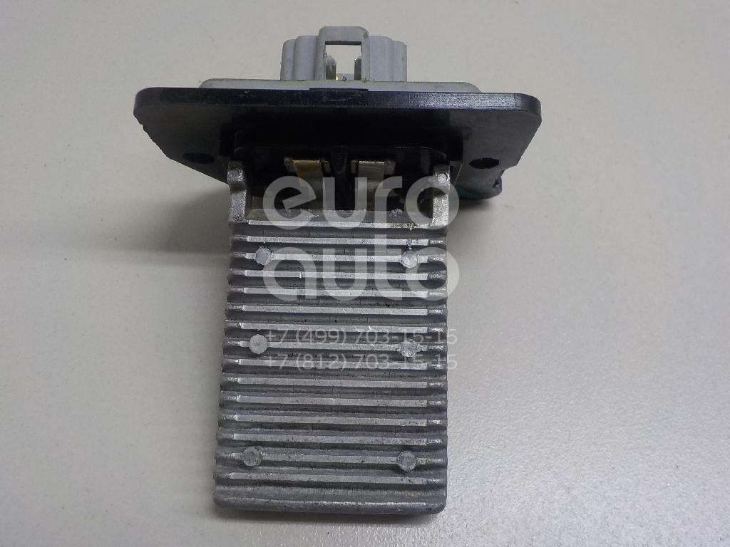 Резистор отопителя для Hyundai Sonata V (NEW EF) 2001-2012 - Фото №1