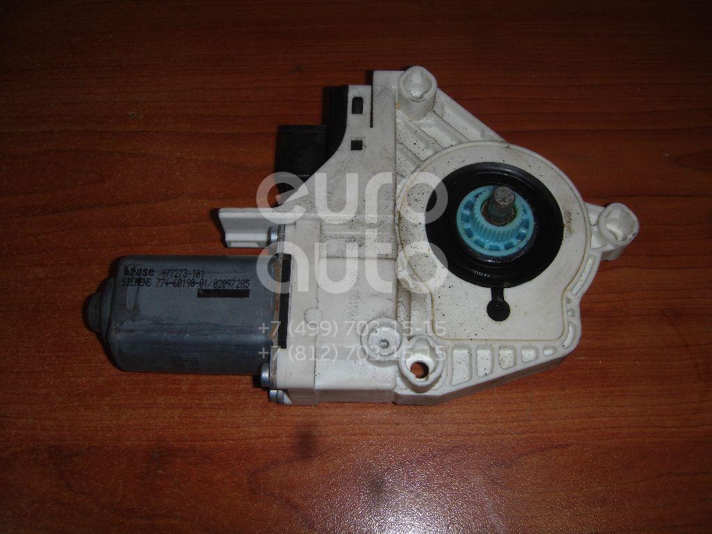 Моторчик стеклоподъемника для AUDI Q7 [4L] 2005-2015 - Фото №1
