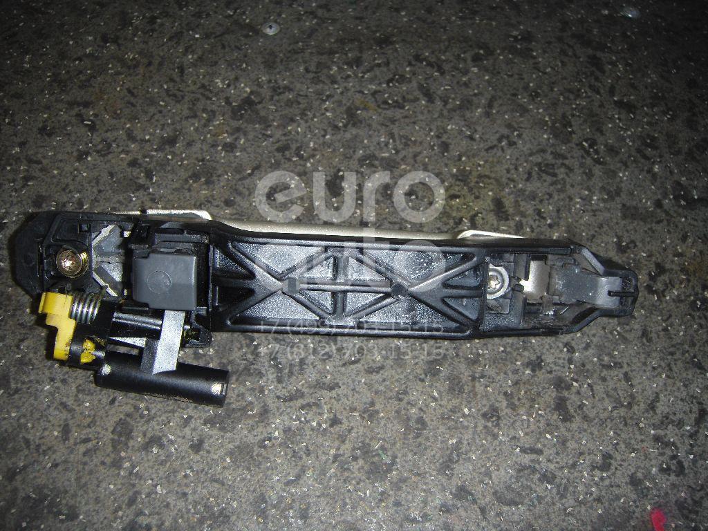 Ручка двери задней наружная правая для Toyota RAV 4 2000-2005 - Фото №1