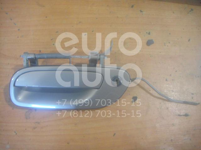 Ручка двери наружная левая для Volvo XC70 Cross Country 2000-2006;V70 2001-2006;S80 1998-2006;S60 2000-2009 - Фото №1