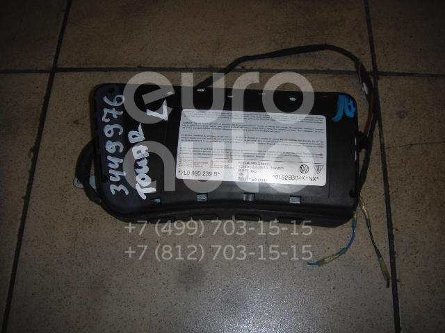 Подушка безопасности боковая (в сиденье) для VW Touareg 2002-2010 - Фото №1