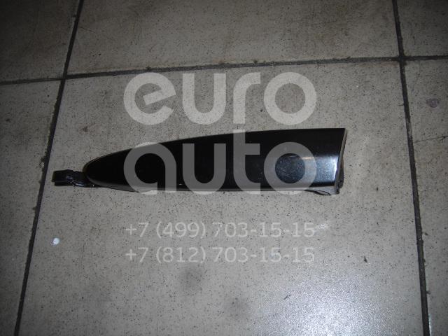 Ручка двери передней наружная левая для BMW X6 E71 2008-2014 - Фото №1