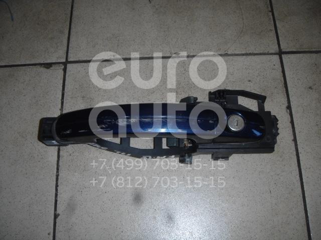 Ручка двери передней наружная левая для Ford C-MAX 2003-2010 - Фото №1