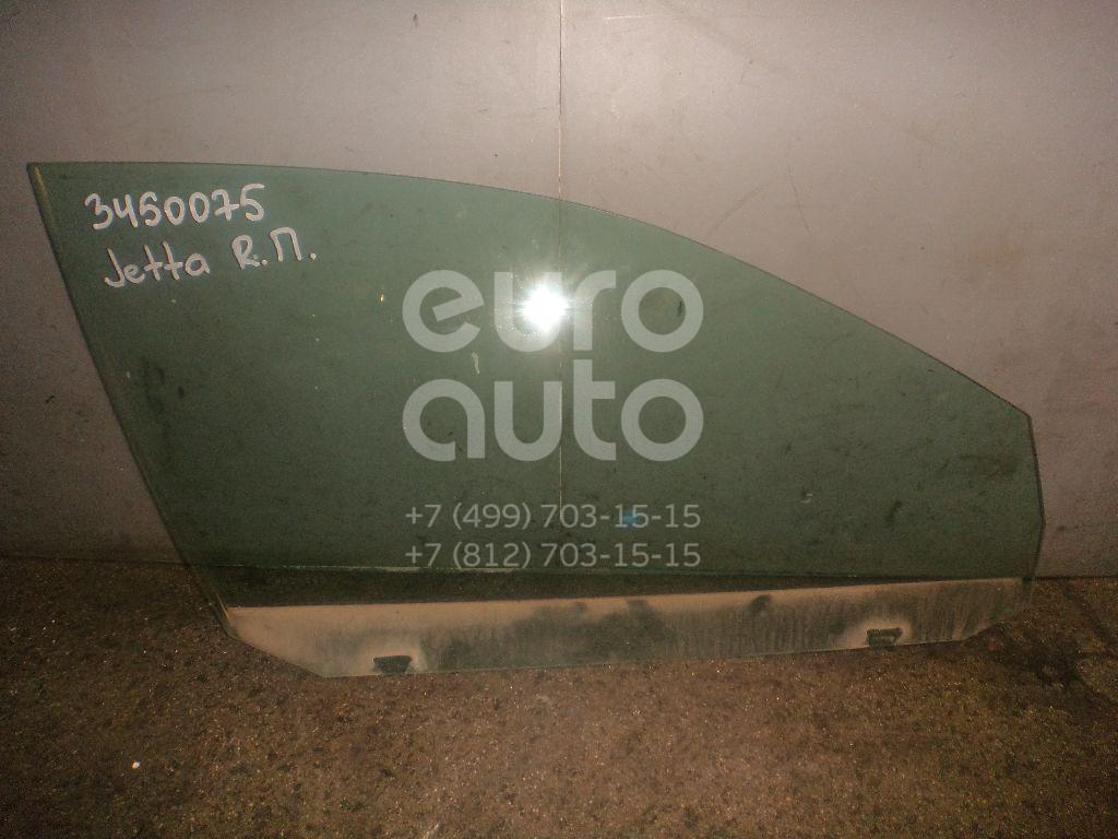 Стекло двери передней правой для VW Jetta 2006-2011 - Фото №1