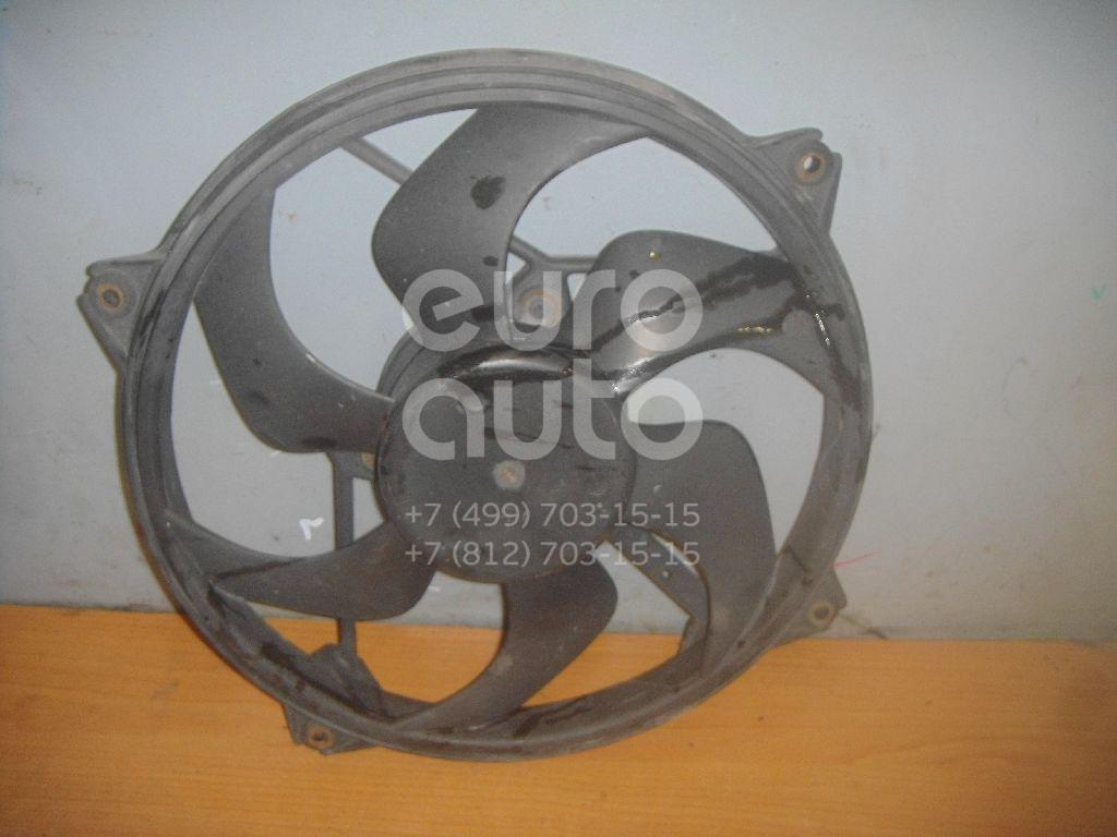 Вентилятор радиатора для Citroen Berlingo(FIRST) (M59) 2002-2012 - Фото №1