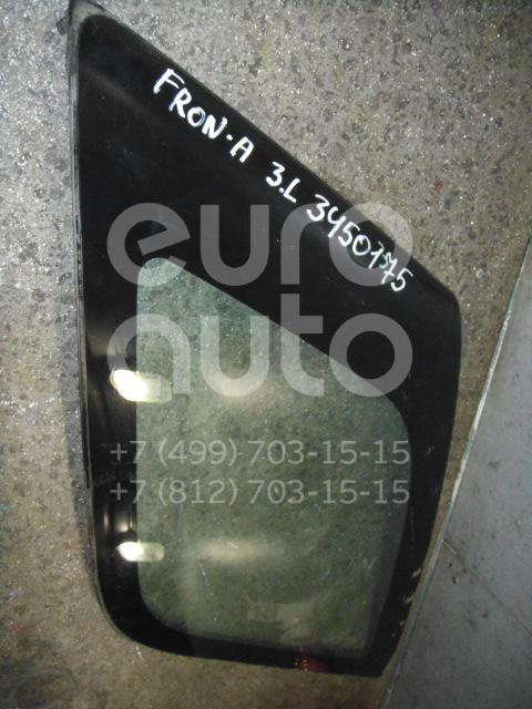 Стекло кузовное глухое левое для Opel Frontera A 1992-1998 - Фото №1