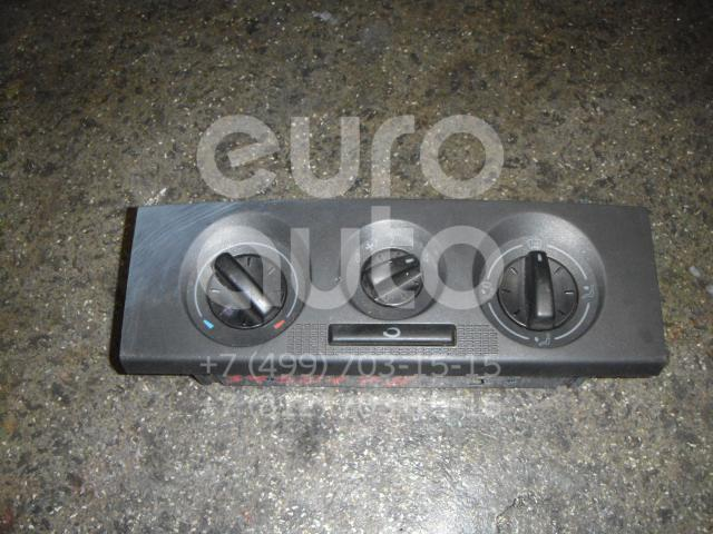 Блок управления отопителем для Skoda Fabia 1999-2006 - Фото №1