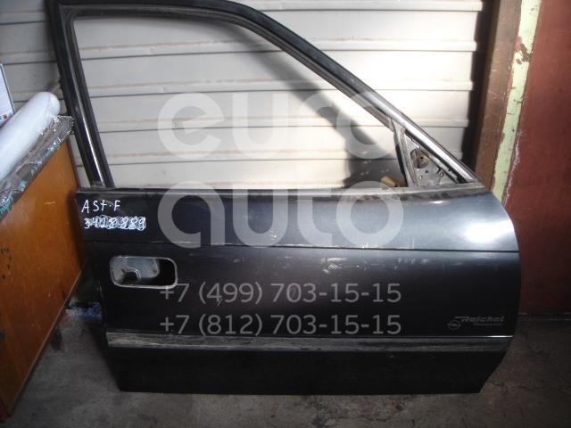 Дверь передняя правая для Opel Astra F 1991-1998 - Фото №1