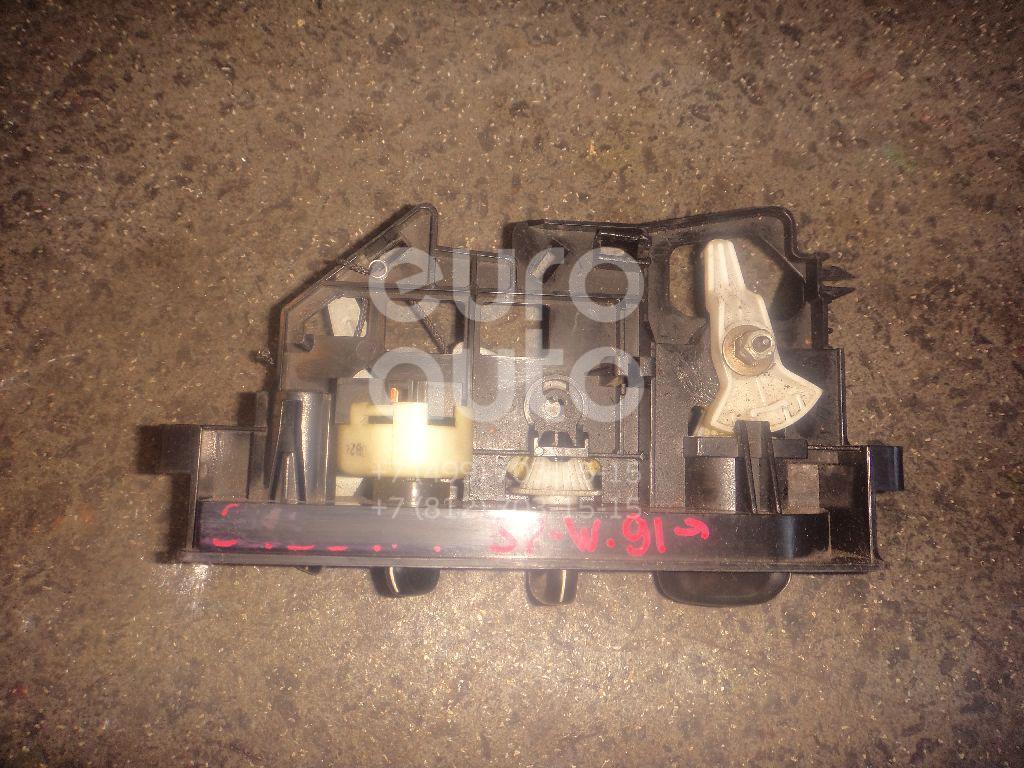 Блок управления отопителем для Mitsubishi Space Wagon (N3,N4) 1991-2000;Space Runner (N1,N2) 1991-1999 - Фото №1