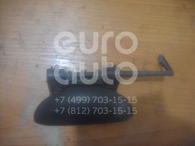 Ручка двери передней наружная левая для Peugeot 206 1998-2012 - Фото №1