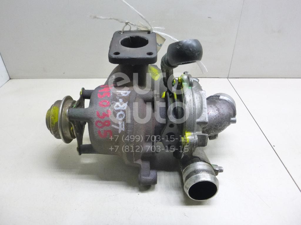 Турбокомпрессор (турбина) для Peugeot,Citroen 807 2002-2012;C8 2002-2014 - Фото №1