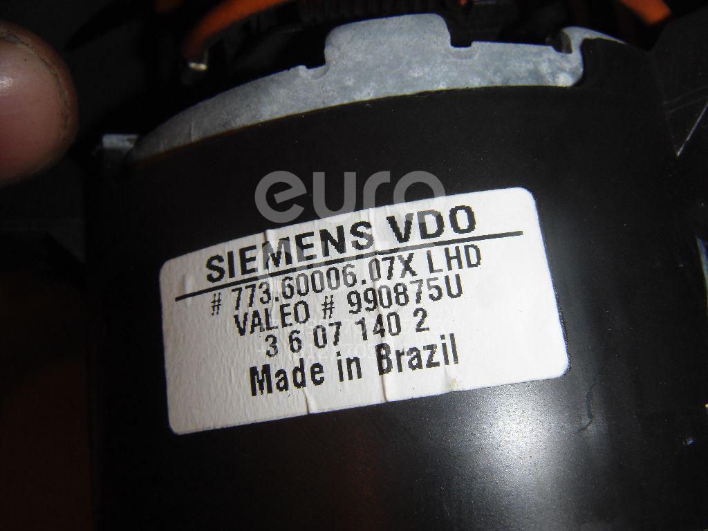 Моторчик отопителя для BMW X5 E70 2007-2013 - Фото №1