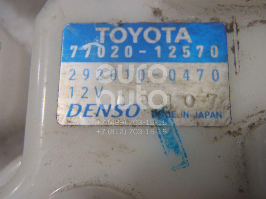 Насос топливный электрический для Toyota Corolla E15 2006-2013;Auris (E15) 2006-2012 - Фото №1