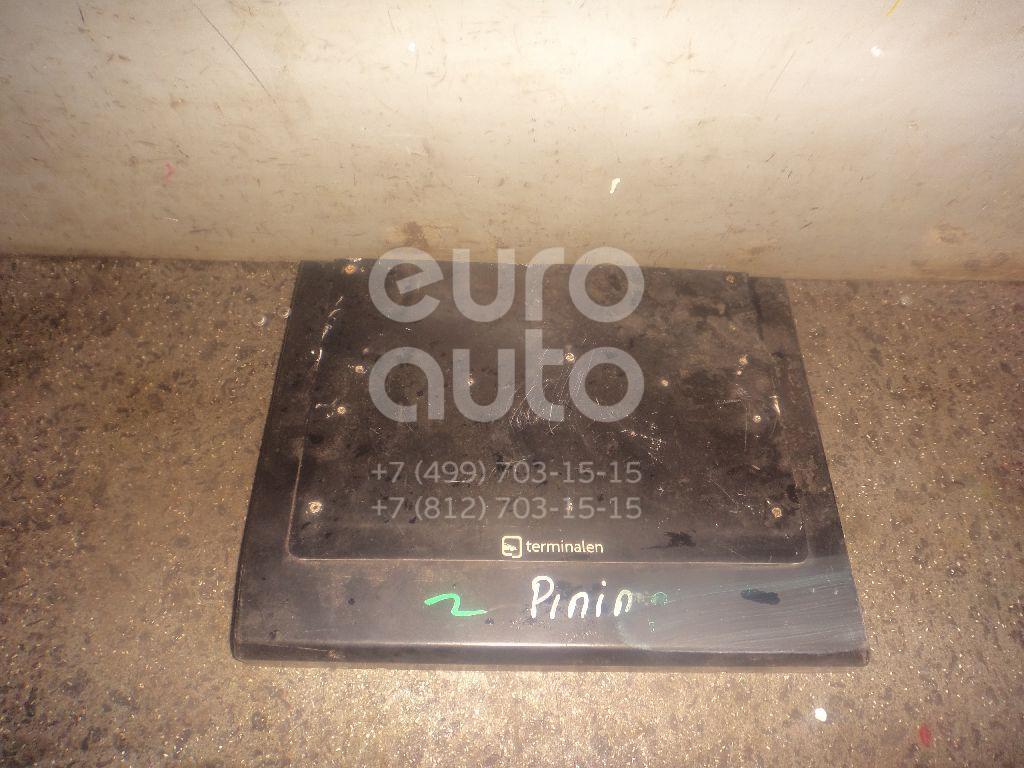 Накладка двери багажника для Mitsubishi Pajero Pinin (H6,H7) 1999-2005 - Фото №1