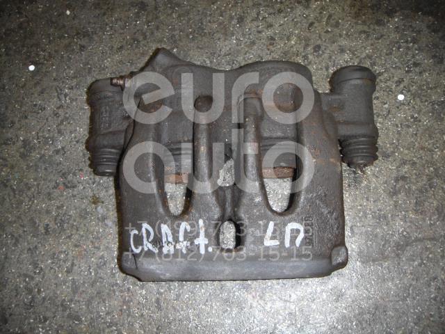 Суппорт передний левый для VW,Mercedes Benz Crafter 2006>;Sprinter (906) 2006> - Фото №1