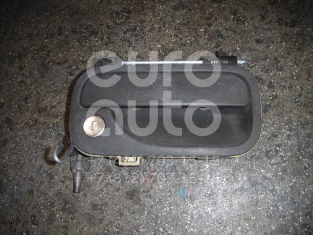 Ручка двери передней наружная правая для Opel Vectra B 1999-2002 - Фото №1