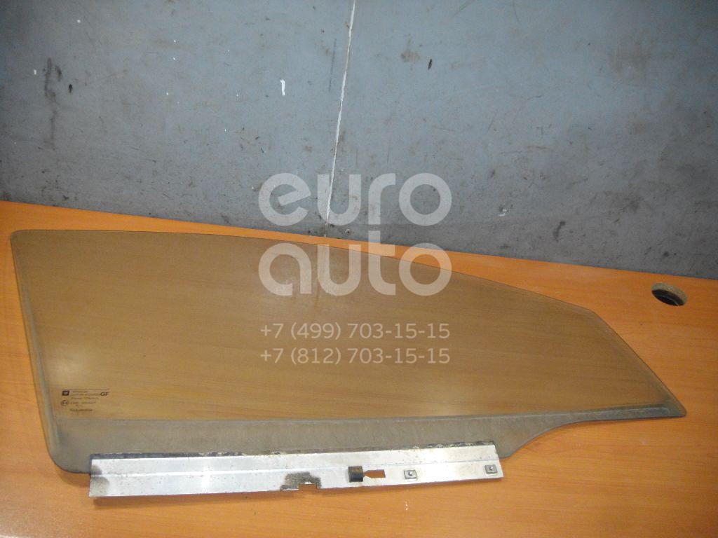 Стекло двери передней правой для Opel Astra G 1998-2005 - Фото №1