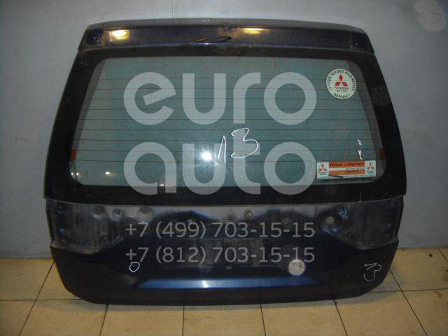 Дверь багажника со стеклом для Mitsubishi Pajero/Montero Sport (K9) 1997-2008 - Фото №1