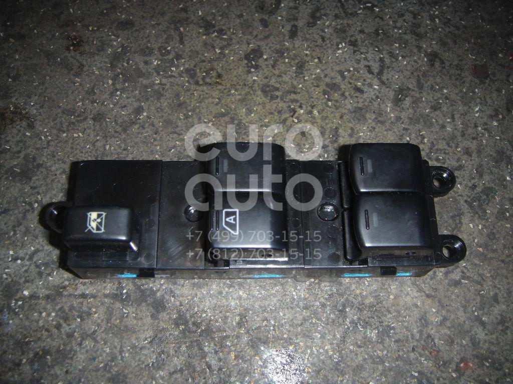 Блок управления стеклоподъемниками для Nissan Navara (D40) 2005-2015;Pathfinder (R51) 2005-2014 - Фото №1