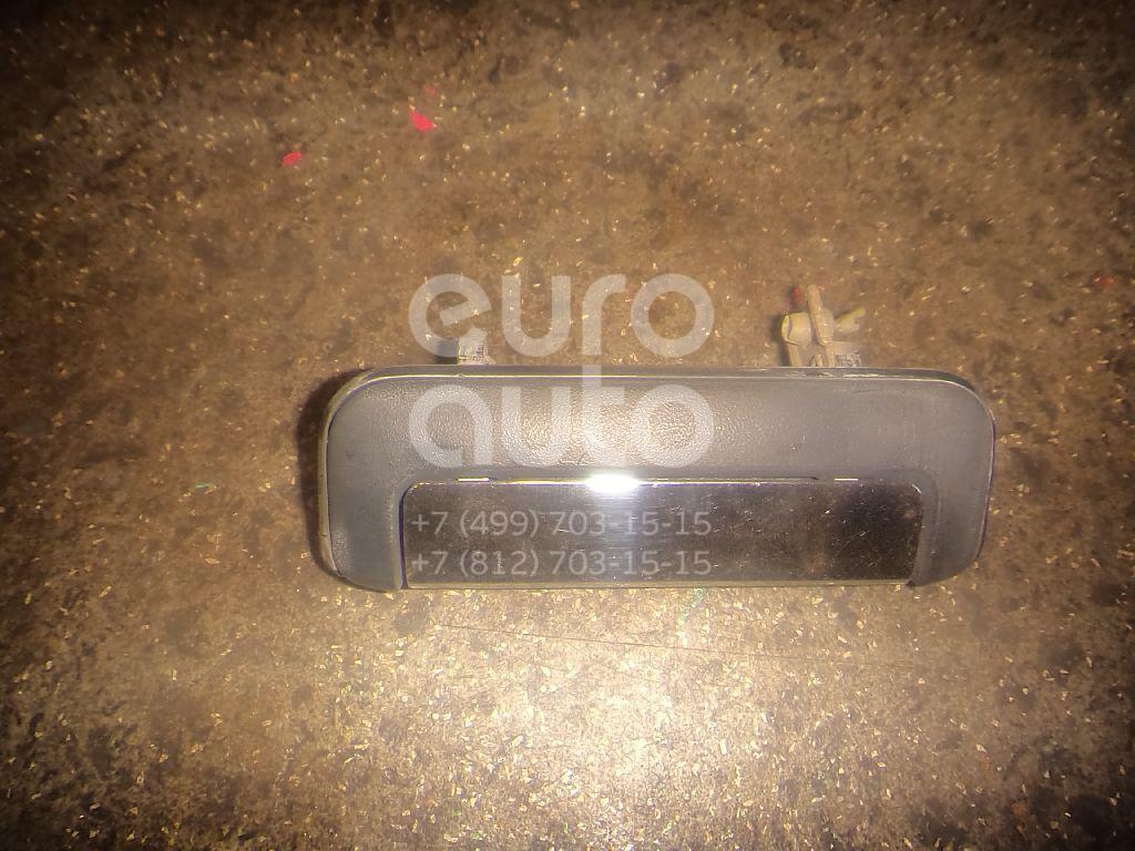 Ручка двери задней наружная левая для Mitsubishi L200 (K6,K7) 1996-2006 - Фото №1