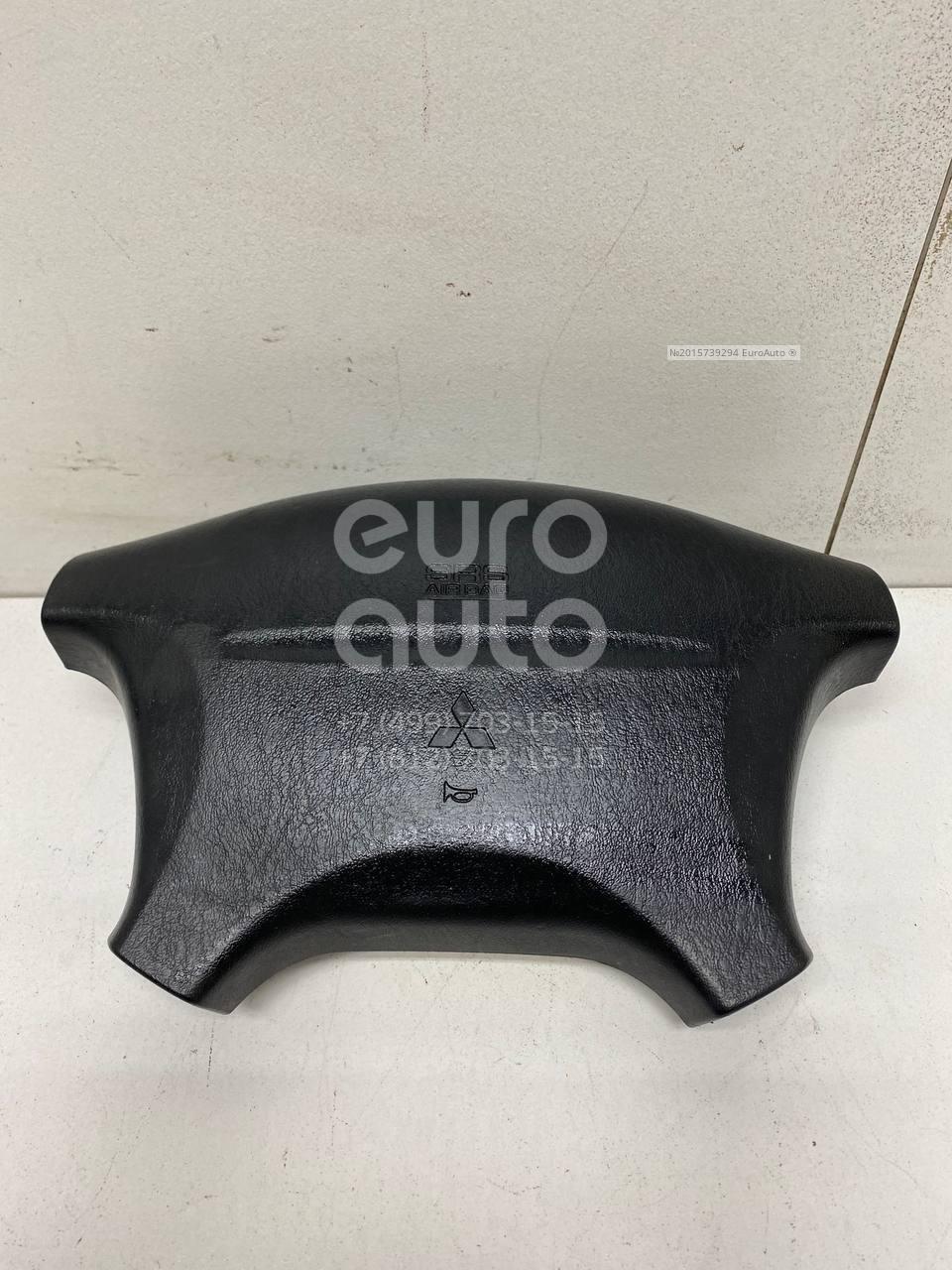 Подушка безопасности в рулевое колесо для Mitsubishi Carisma (DA) 2000-2003 - Фото №1