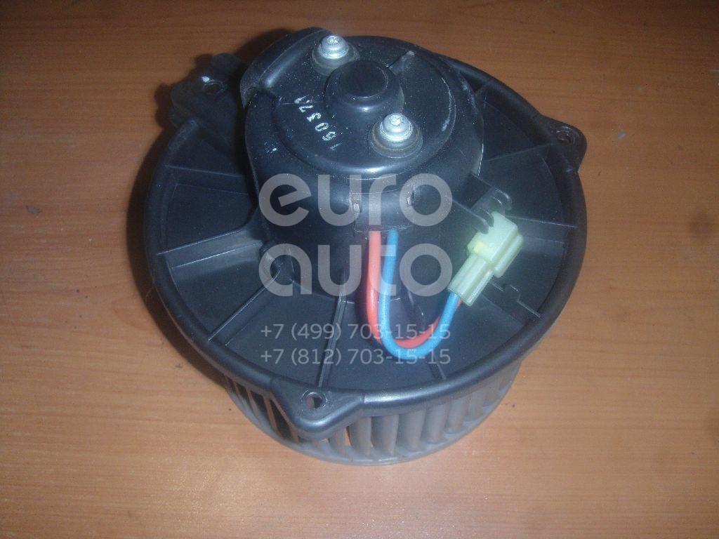 Моторчик отопителя для Mitsubishi Space Star 1998-2004 - Фото №1