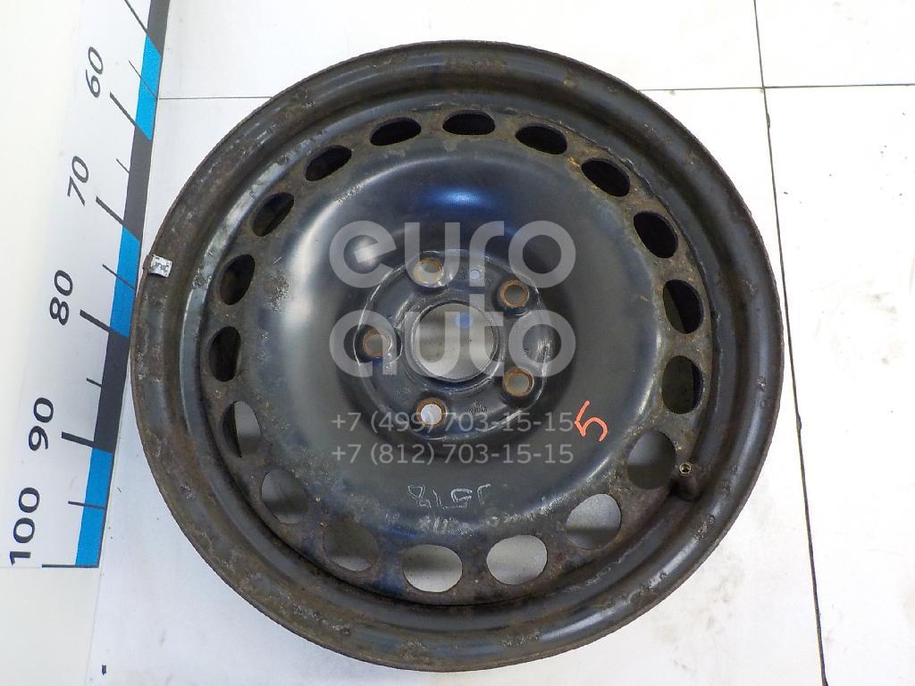 Диск колесный железо VW Passat [B6] 2005-2010; (3C0601027H)