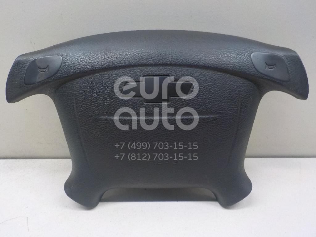 Подушка безопасности в рулевое колесо Chevrolet Rezzo 2005-2010; (96404800)