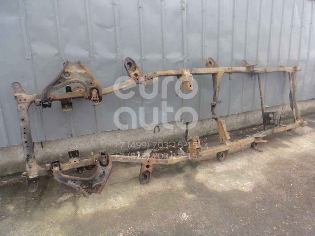Купить Рама Mazda BT-50 2006-2012; (UR683801XN)