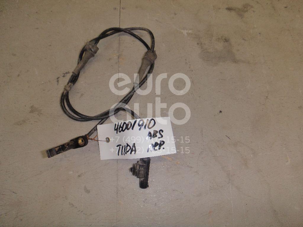 Купить Датчик ABS передний Nissan Tiida (C11) 2007-2014; (47910EL00A)