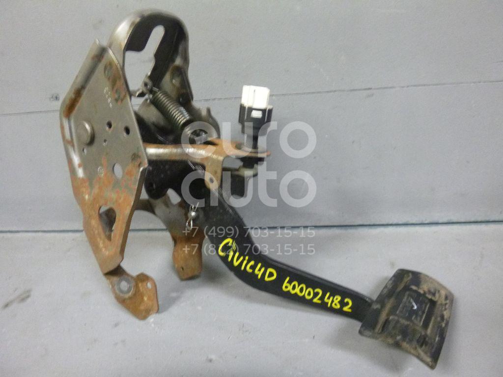 Купить Педаль тормоза Honda Civic 4D 2012-; (46600TR0G81)