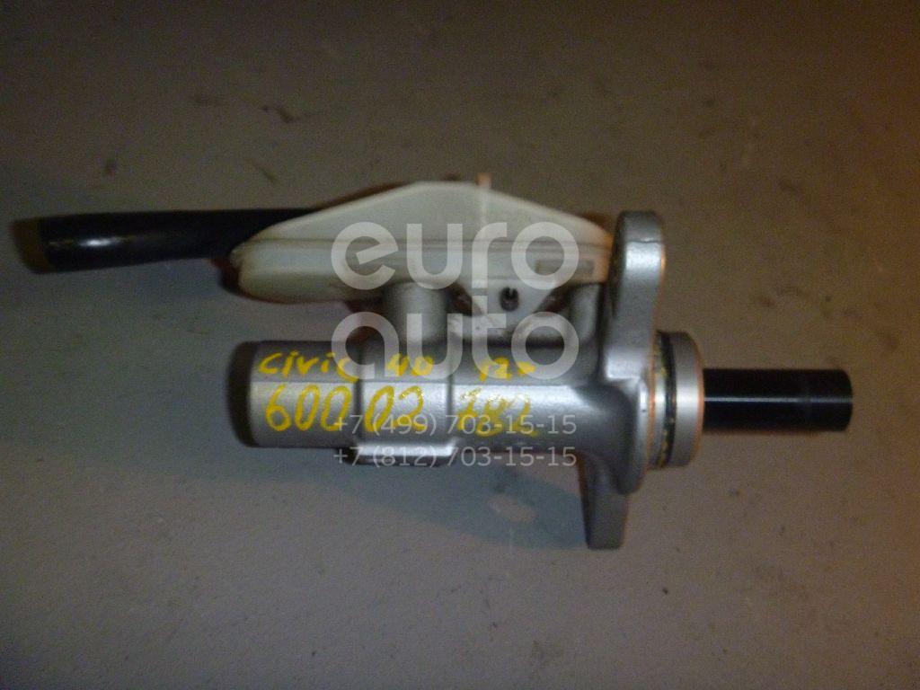 Купить Цилиндр тормозной главный Honda Civic 4D 2012-; (46100TT0R01)