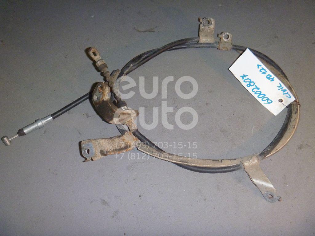 Купить Трос стояночного тормоза правый Honda Civic 4D 2012-; (47510TR0A52)