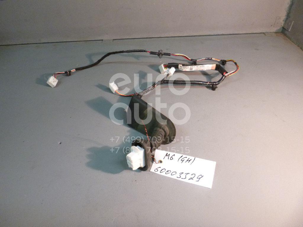 Проводка (коса) Mazda Mazda 6 (GH) 2007-2012; (GDL167220B)  - купить со скидкой
