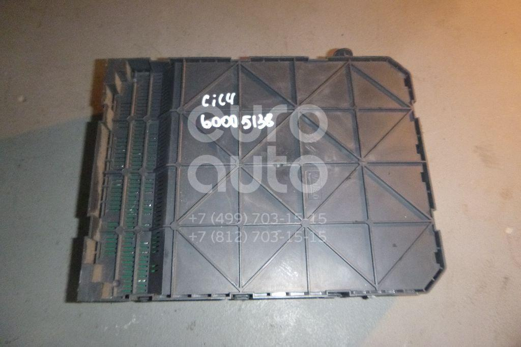 Купить Блок предохранителей Citroen C4 2005-2011; (6580QL)