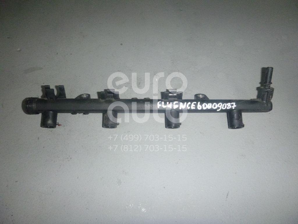 Рейка топливная (рампа) для Renault Fluence 2010>;Megane II 2002-2009;Megane I 1999-2002;Laguna 1999-2001;Scenic 2003-2009;Scenic 1999-2002;Laguna II 2001-2008 - Фото №1