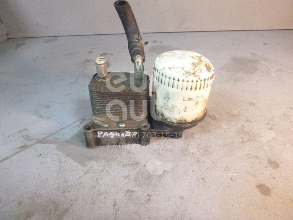Радиатор масляный для Ford Transit/Tourneo Connect 2002-2013;Focus I 1998-2005 - Фото №1