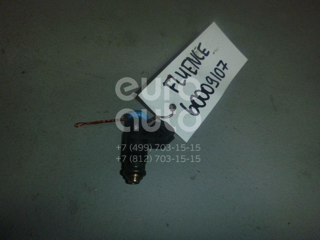 Форсунка инжекторная электрическая для Renault Fluence 2010>;Clio III 2005-2012;Laguna III 2008-2015;Megane III 2009-2016;Scenic III 2009-2015 - Фото №1