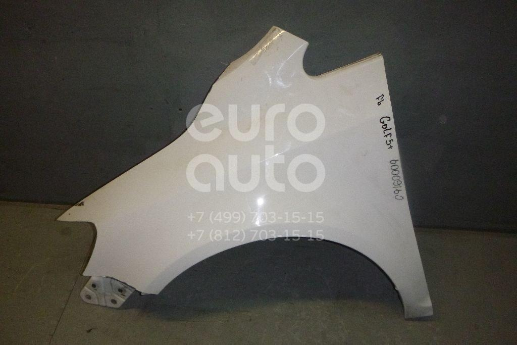 Крыло переднее левое для VW Golf V Plus 2005-2014 - Фото №1