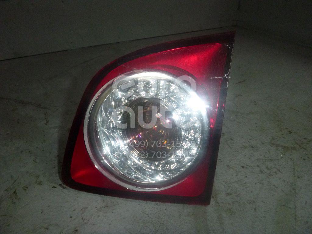 Фонарь задний внутренний правый для VW Golf V Plus 2005-2014 - Фото №1