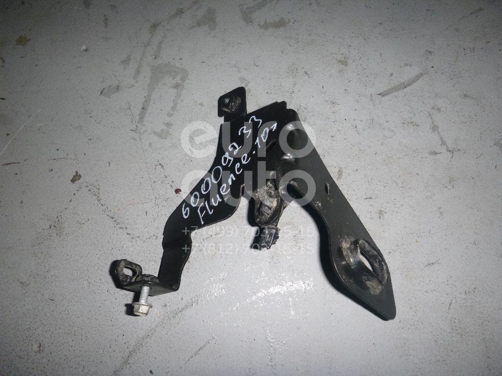 Кронштейн (сопут. товар) для Renault Fluence 2010> - Фото №1
