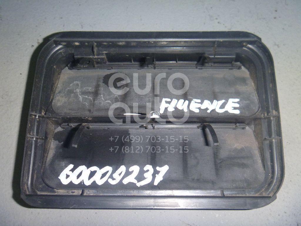 Решетка вентиляционная для Renault Fluence 2010>;Logan 2005-2014;Megane II 2002-2009;Scenic 2003-2009;Scenic 1999-2002;Primera P12E 2002>;Kangoo 1997-2003;Megane III 2009> - Фото №1