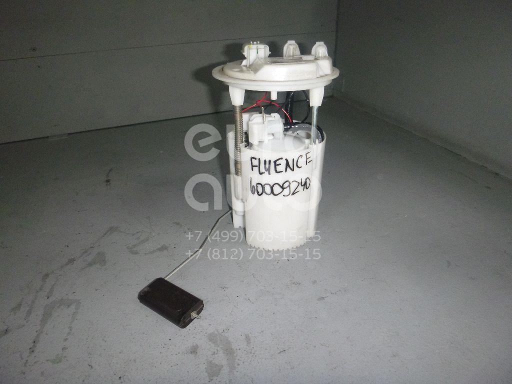 Насос топливный электрический для Renault Fluence 2010>;Megane III 2009> - Фото №1
